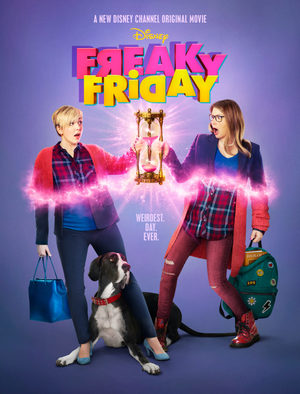 Freaky Friday (TV Movie 2018) DVD Release Date