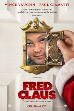 Fred Claus (2007) DVD Release Date