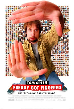 Freddy Got Fingered (2001) DVD Release Date