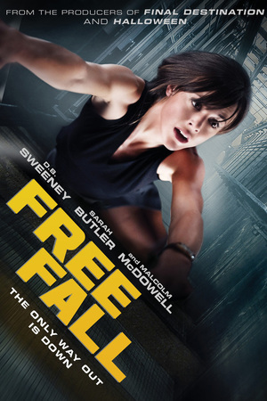Free Fall (2014) DVD Release Date