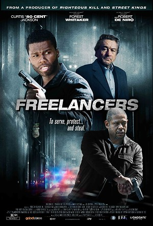 Freelancers (2012) DVD Release Date