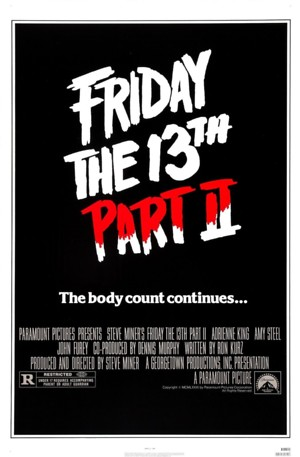 Friday the 13th Part 2 (1981) DVD Release Date
