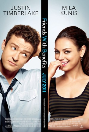 Friends with Benefits (2011) DVD Release Date