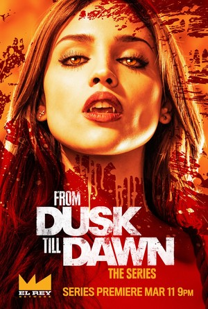 From Dusk Till Dawn (TV Series 2014- ) DVD Release Date