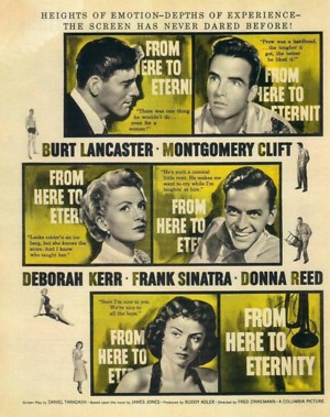 From Here to Eternity (1953) DVD Release Date
