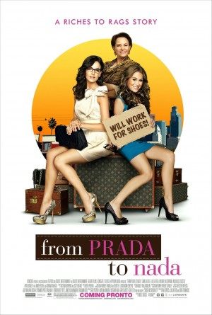 From Prada to Nada (2011) DVD Release Date