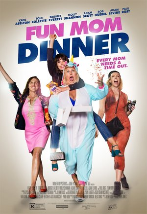 Fun Mom Dinner (2017) DVD Release Date