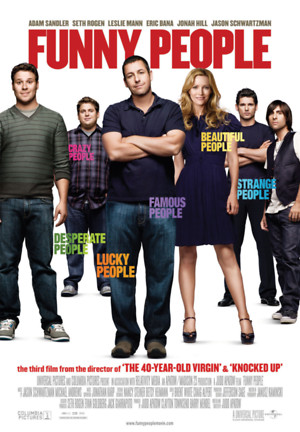 Funny People (2009) DVD Release Date