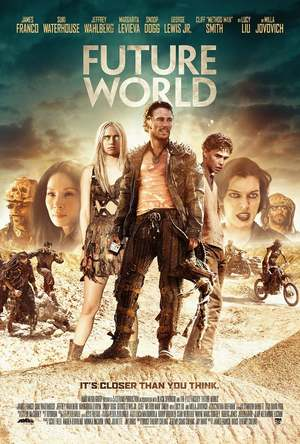 Future World (2018) DVD Release Date