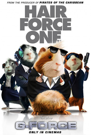 G-Force (2009) DVD Release Date
