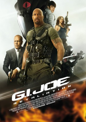 G.I. Joe: Retaliation (2013) DVD Release Date