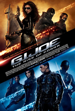 G.I. Joe: The Rise of Cobra (2009) DVD Release Date