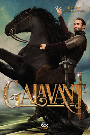 Galavant (TV Series 2015- ) DVD Release Date
