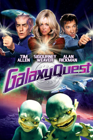 Galaxy Quest (1999) DVD Release Date