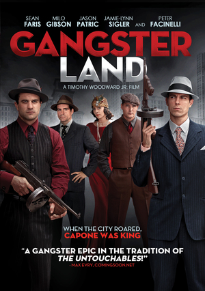 Gangster Land (2017) DVD Release Date