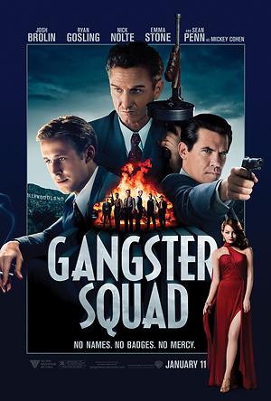 Gangster Squad (2013) DVD Release Date