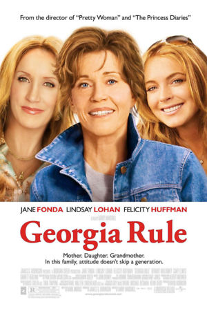 Georgia Rule (2007) DVD Release Date