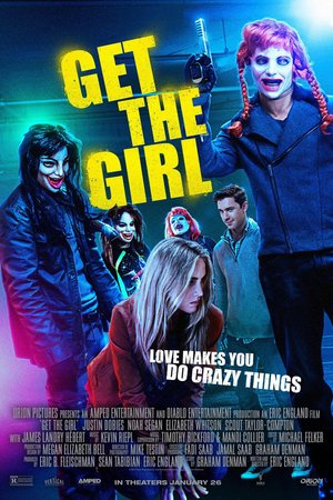 Get the Girl (2017) DVD Release Date