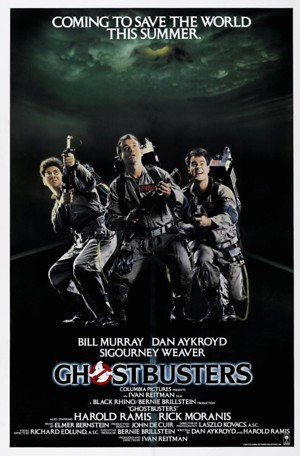 Ghost Busters (1984) DVD Release Date