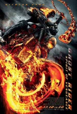 Ghost Rider: Spirit of Vengeance (2011) DVD Release Date