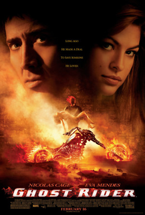 Ghost Rider (2007) DVD Release Date