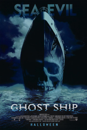 Ghost Ship (2002) DVD Release Date