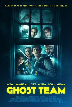 Ghost Team (2016) DVD Release Date