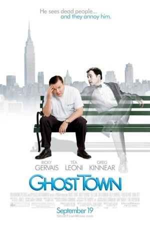 Ghost Town (2008) DVD Release Date