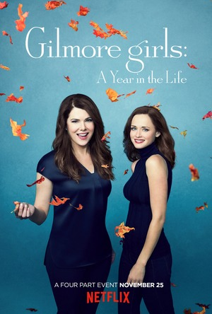 Gilmore Girls: A Year in the Life (TV Mini-Series 2016- ) DVD Release Date