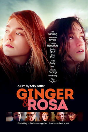 Ginger & Rosa (2012) DVD Release Date