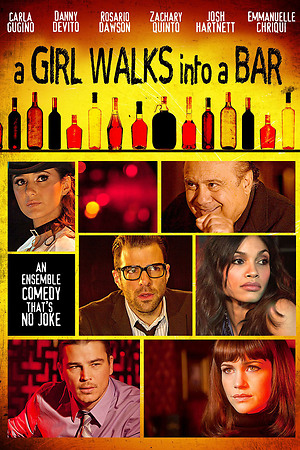 Girl Walks Into a Bar (2011) DVD Release Date