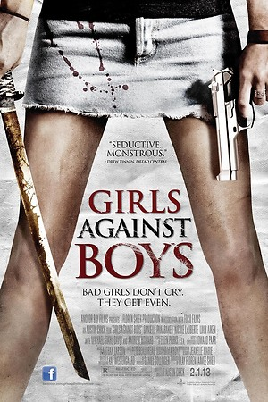Girls Against Boys (2012) DVD Release Date
