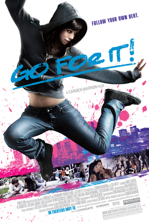 Go for It! (2011) DVD Release Date