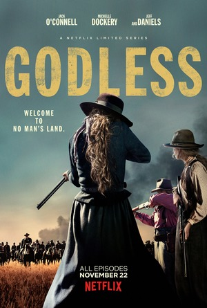 Godless (TV Mini-Series 2017) DVD Release Date