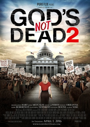 God's Not Dead 2 (2016) DVD Release Date