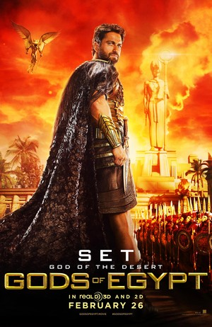 Gods of Egypt (2016) DVD Release Date