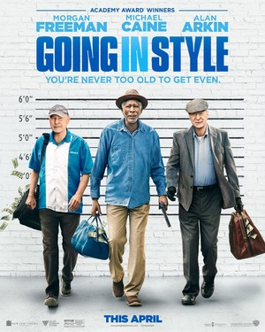 Going in Style (2017) DVD Release Date