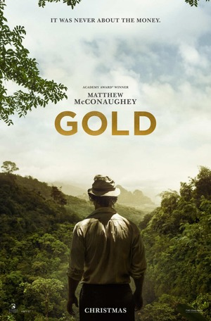 Gold (2016) DVD Release Date