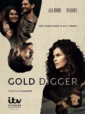 Gold Digger (TV Mini-Series 2019- ) DVD Release Date