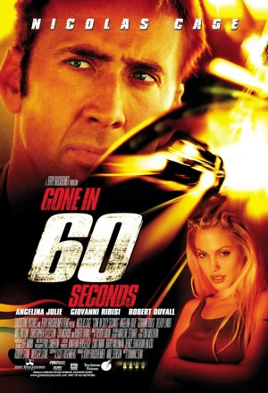 Gone in Sixty Seconds (2000) DVD Release Date