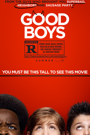 Good Boys (2019) DVD Release Date