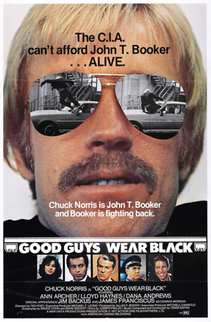 Good Guys Wear Black (1978) DVD Release Date