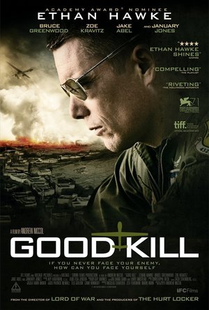 Good Kill (2014) DVD Release Date