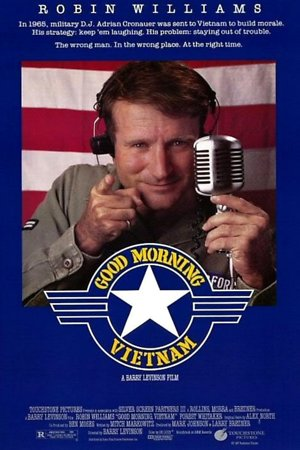 Good Morning, Vietnam (1987) DVD Release Date