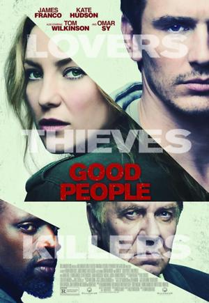 Good People (2014) DVD Release Date