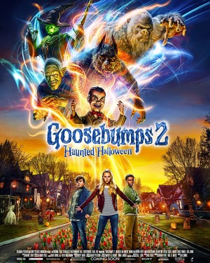 Goosebumps 2: Haunted Halloween (2018) DVD Release Date