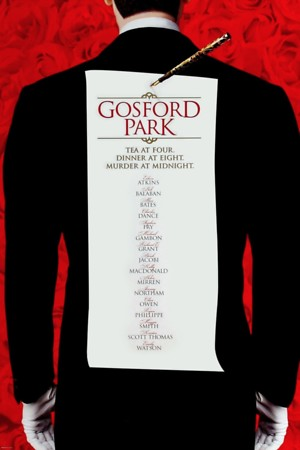 Gosford Park (2001) DVD Release Date