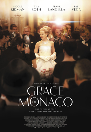 Grace of Monaco (2014) DVD Release Date