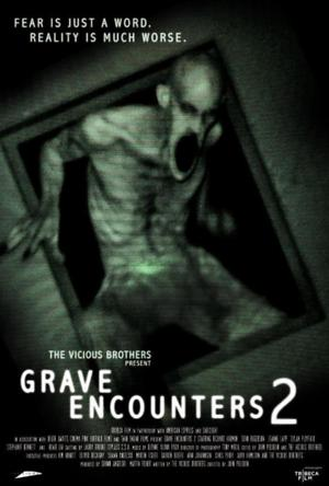 Grave Encounters 2 (2012) DVD Release Date