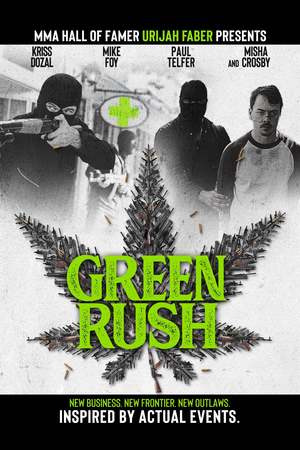Green Rush (2020) DVD Release Date